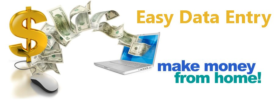 Online data entry projects from home